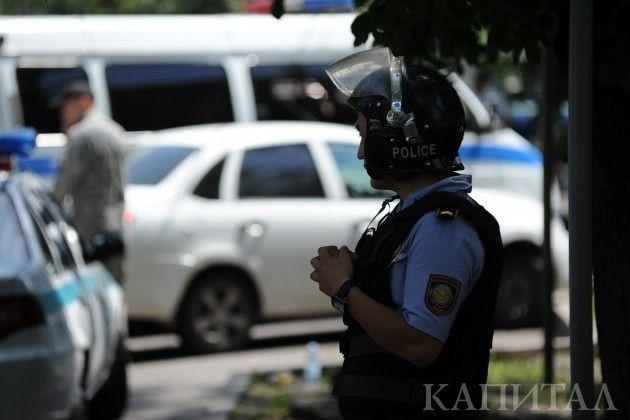 Антитеррористические учения пройдут в Алматы- Kapital.kz