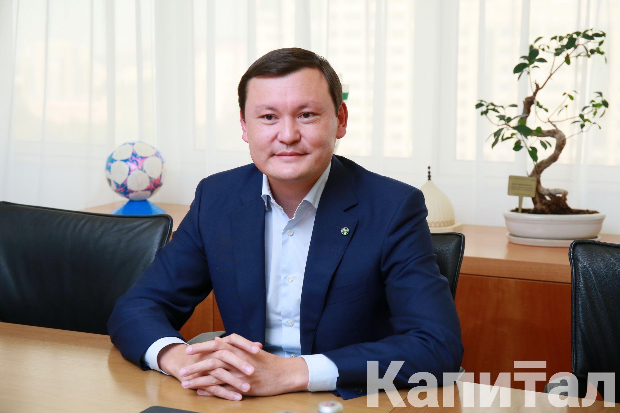 Ельдар Тенизбаев: Кредитование – уже не основной продукт банков 439060 - Kapital.kz