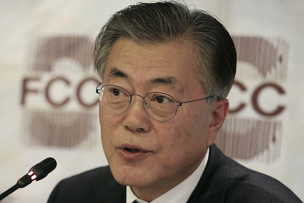 Кандидат впрезиденты Южной Кореи озвучил мирный план поКНДР- Kapital.kz