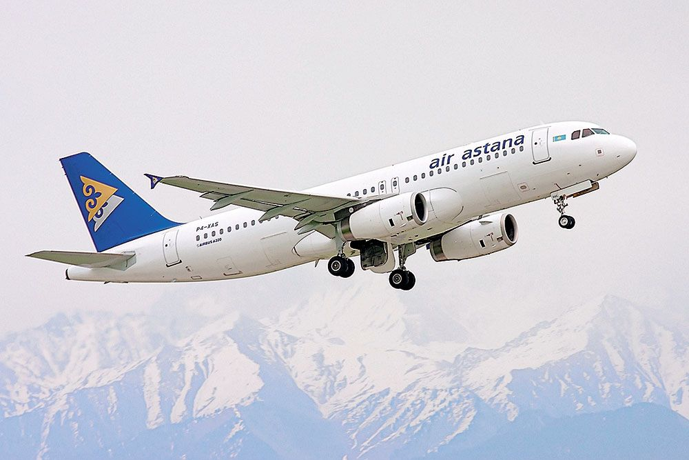 Эйр Астана полетит в Европу в марте 2015 года - Kapital.kz