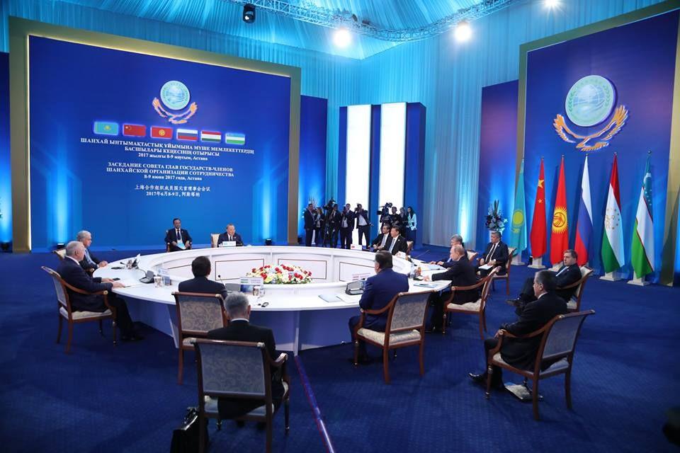 Нурсултан Назарбаев: Насаммите вАстане начинается новая история ШОС- Kapital.kz
