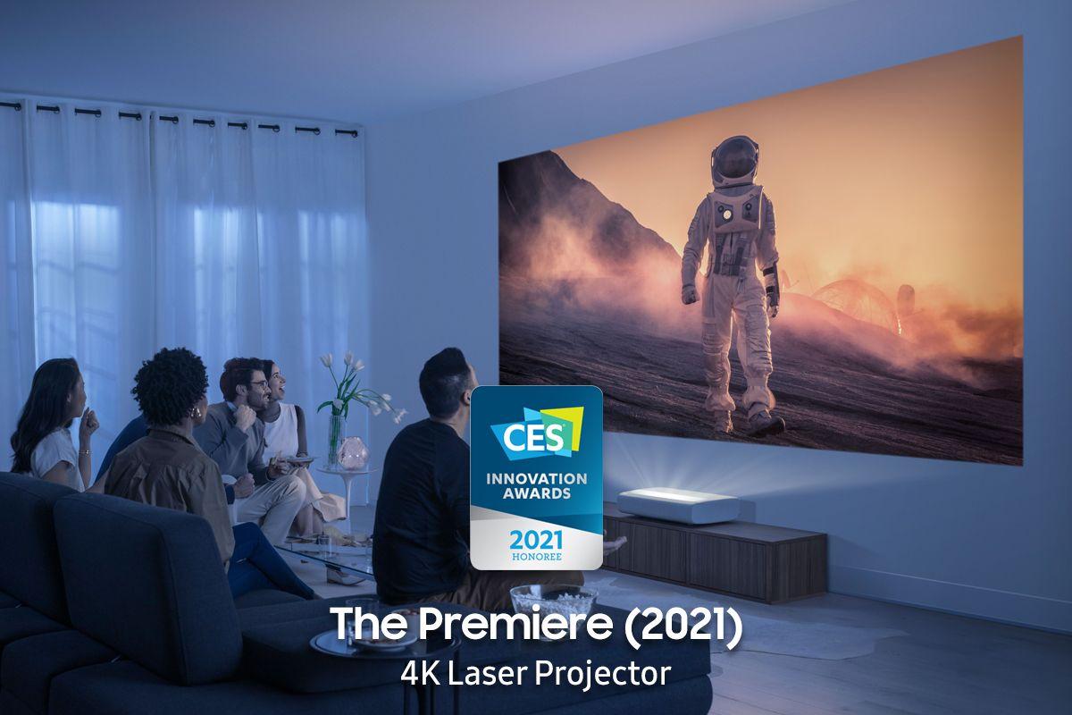 Samsung получила премии CES 2021 Innovation Awards - Kapital.kz