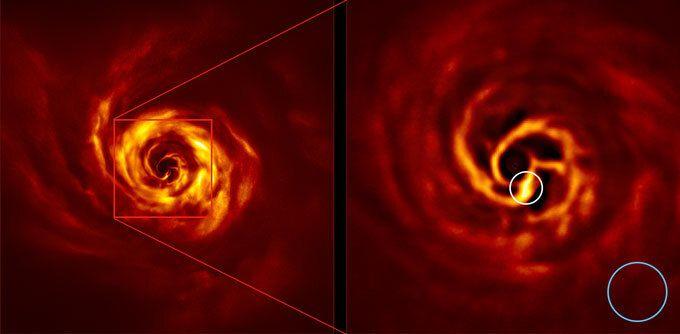 Boccaletti Et Al/Astronomy & Astrophysics 2020, ESO - Kapital.kz