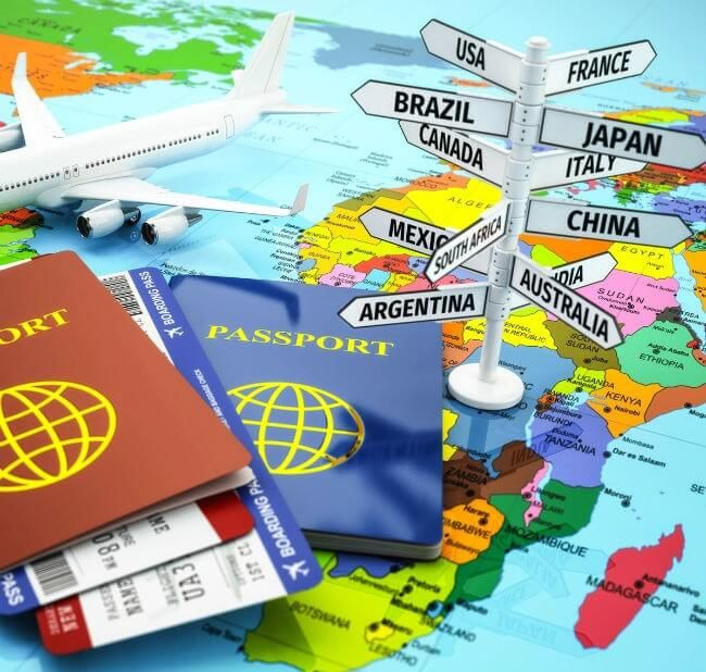 Количество международных турпоездок сократилось до уровня 1990 года- Kapital.kz