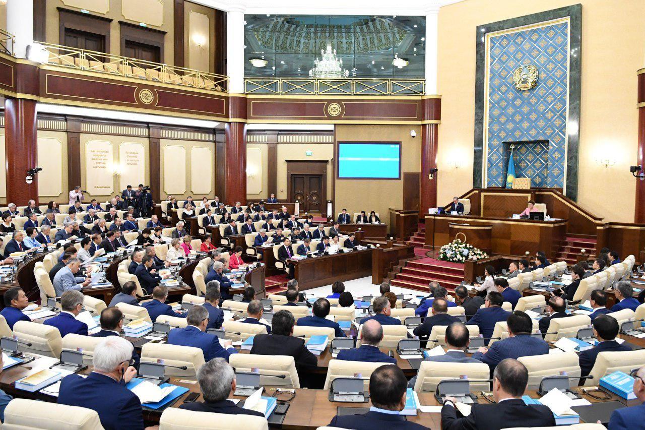 Парламент одобрил отчет Правительства об исполнении бюджета- Kapital.kz