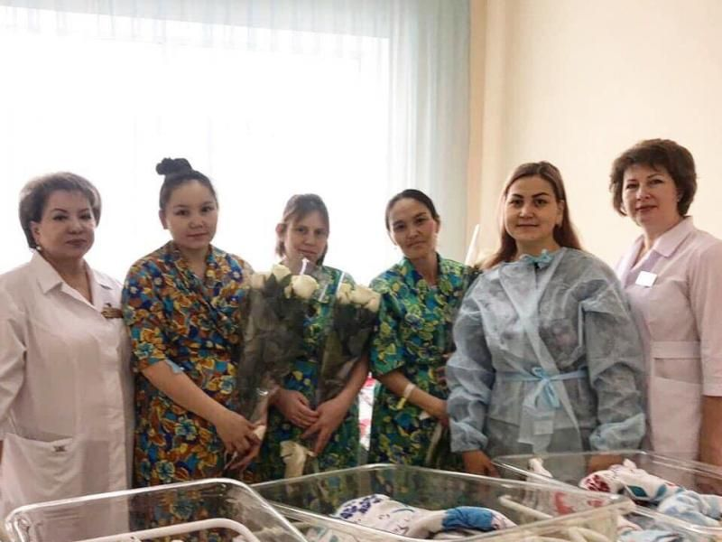 55 малышей родились в День Независимости в столице- Kapital.kz