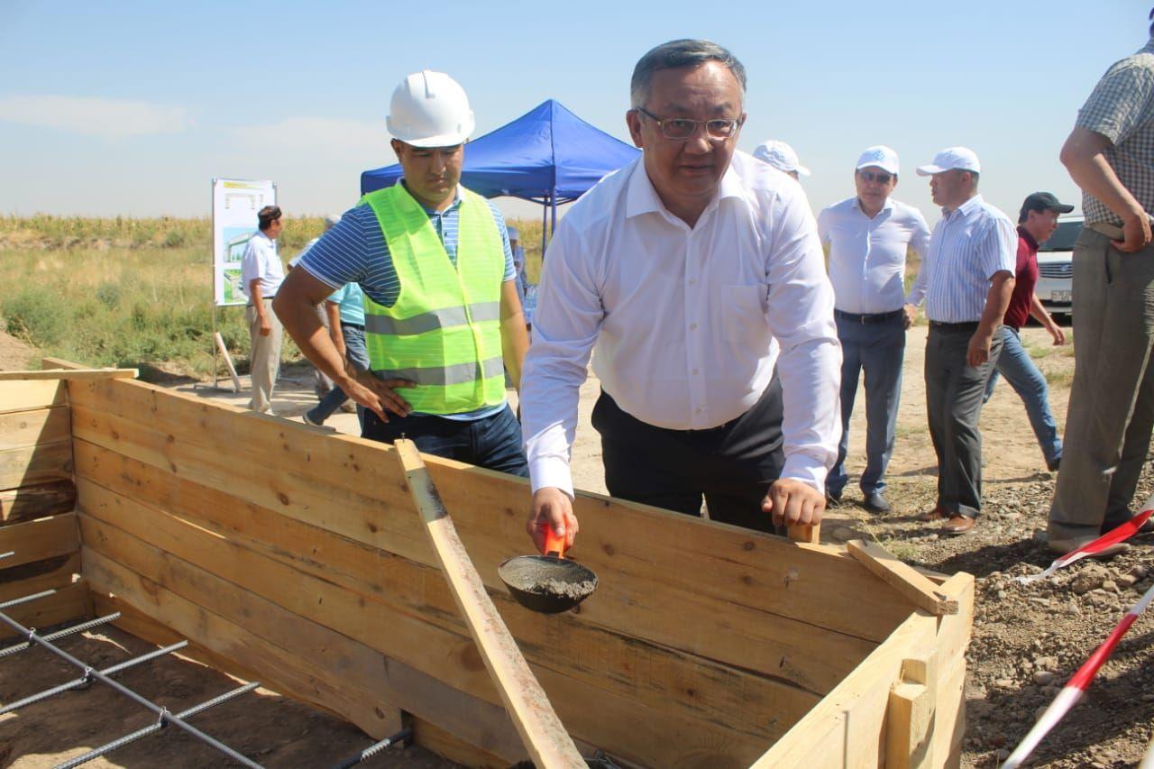 Профсоюзы построят арысцам новые ворота в город- Kapital.kz