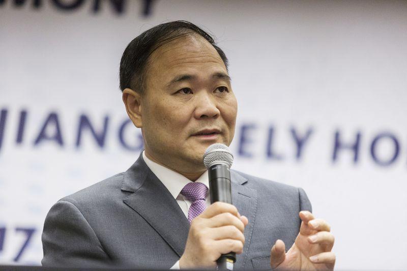 Глава китайской Geely приобрел акции Daimler на $9млрд- Kapital.kz