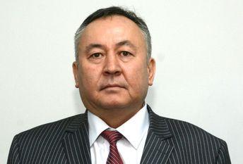Бапиев Талгатбек