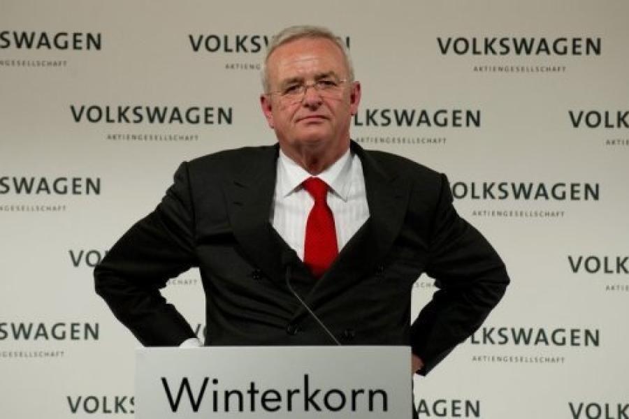 Экс-главе Volkswagen грозит 25лет тюрьмы вСША- Kapital.kz