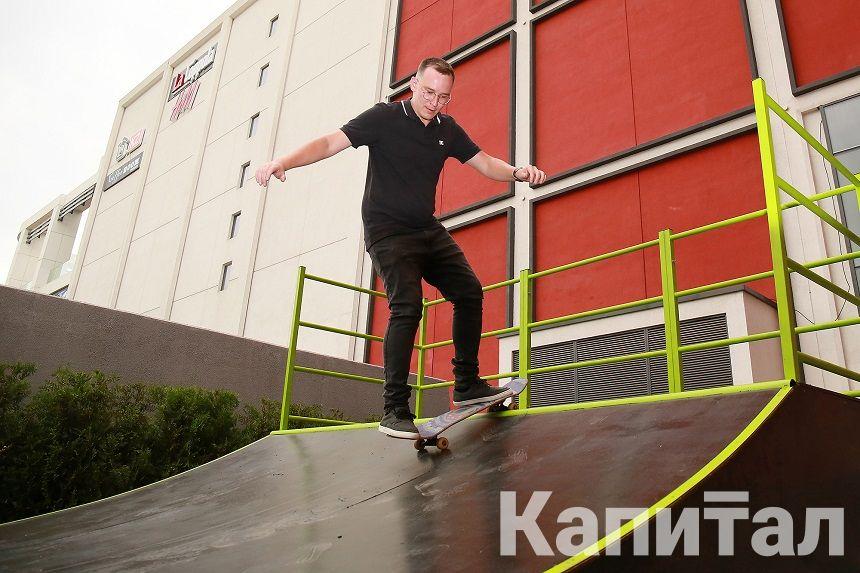 Андрей Журавлев: Через 1-2 года в каждом городе РК будут скейт-парки 382929 - Kapital.kz