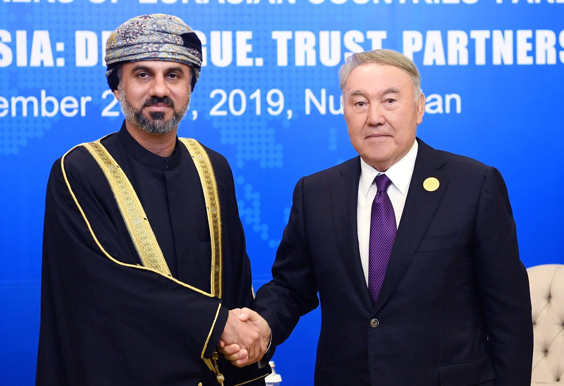 Казахстан заинтересован в расширении сотрудничества с Оманом- Kapital.kz