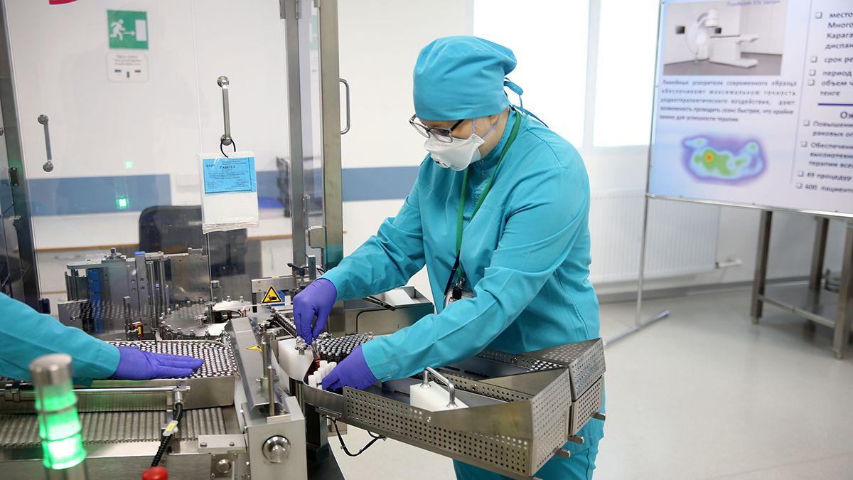 В РК примут Программу развития фармацевтической промышленности- Kapital.kz