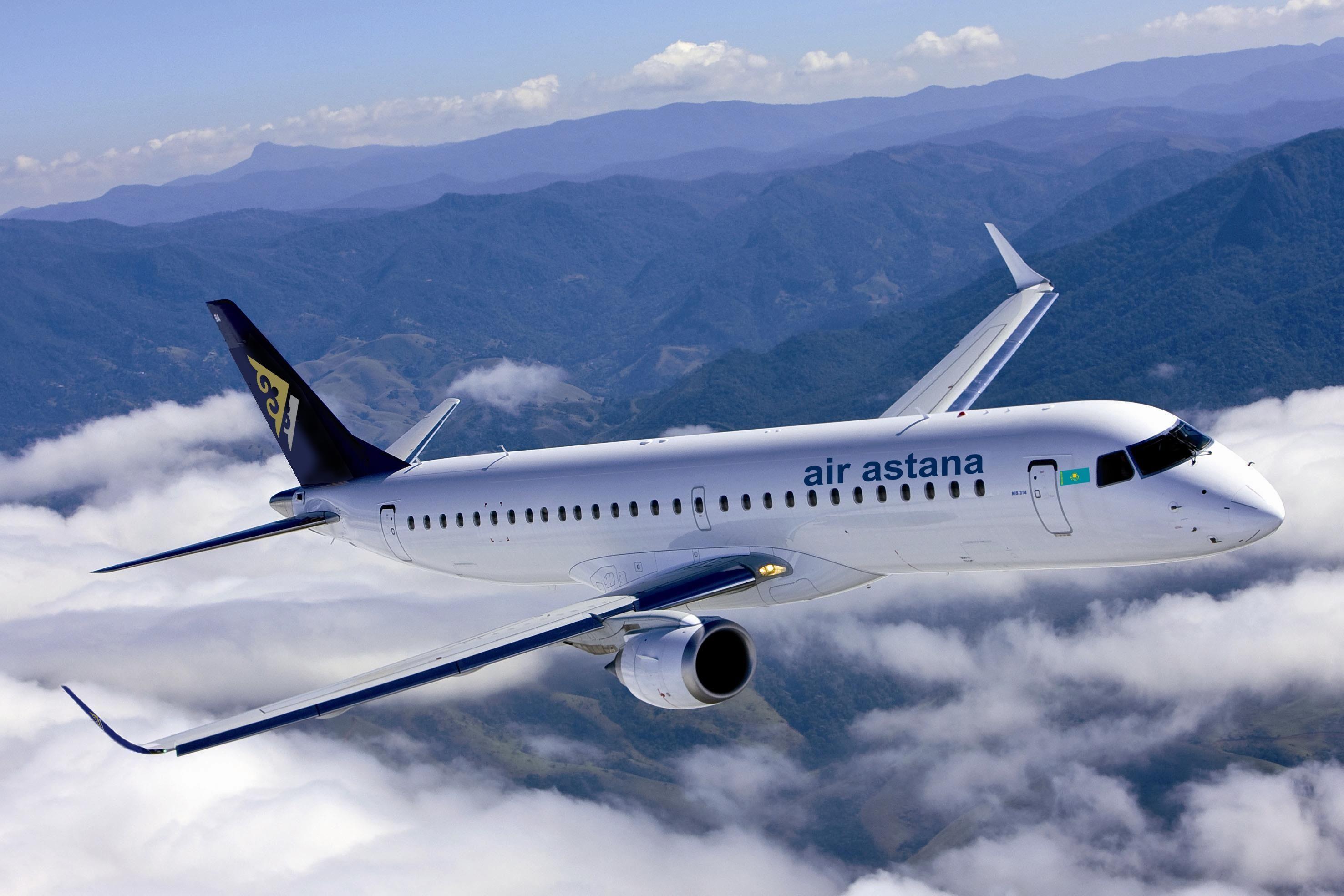 Эйр Астана заняла 43 место в мировом рейтинге авиакомпаний- Kapital.kz