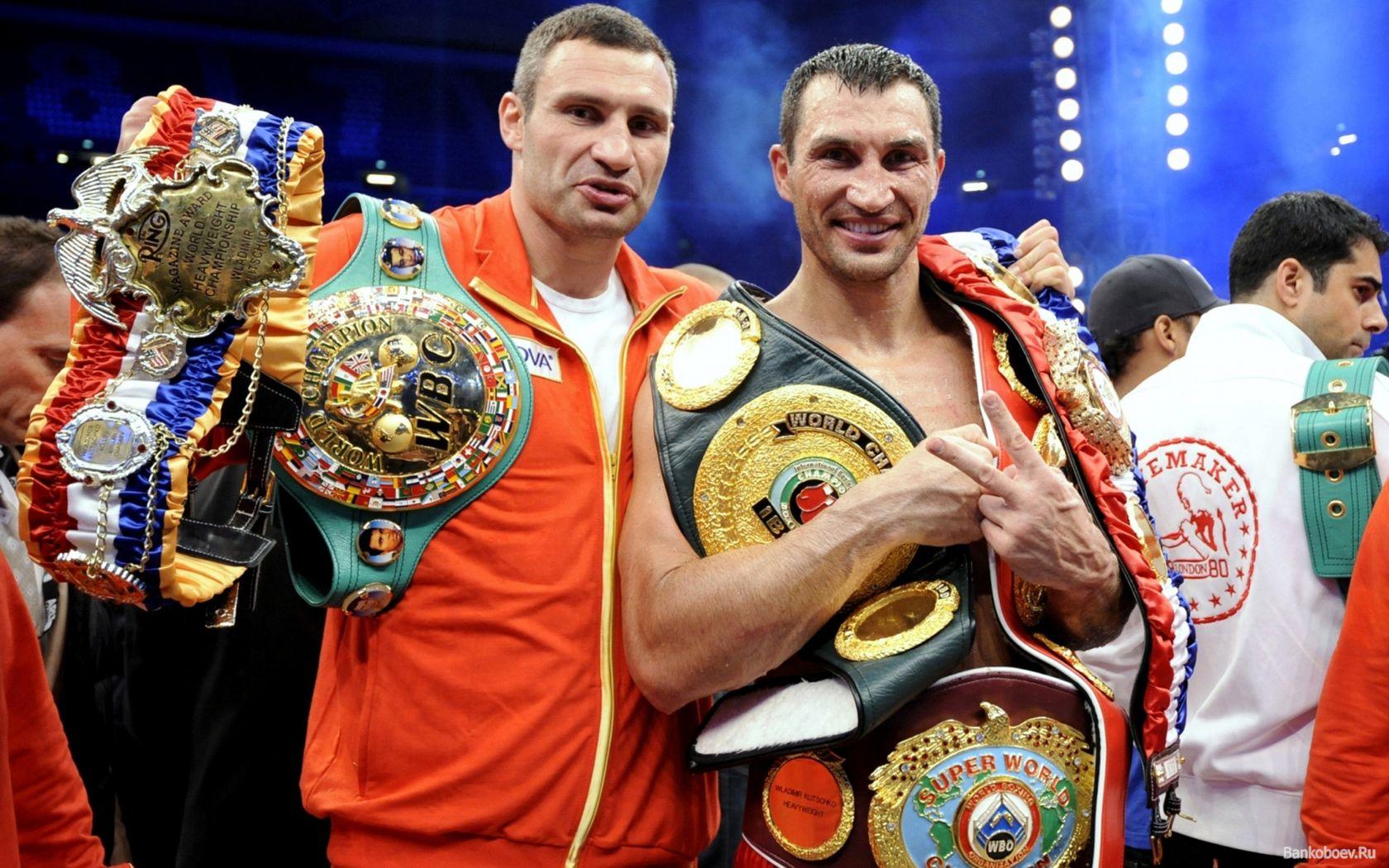 Братьям Кличко предлагали $100 млн за бой друг с другом- Kapital.kz