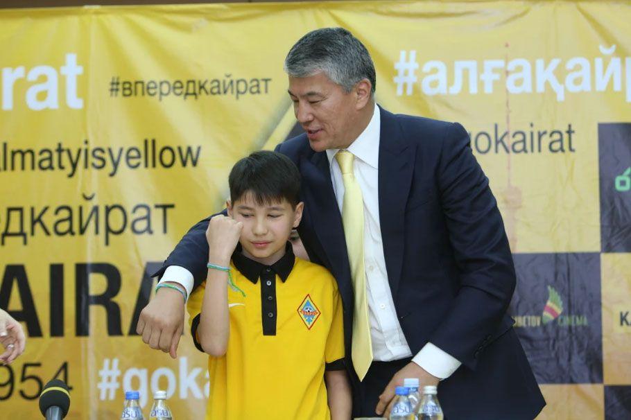 Назван футболист, который представит Казахстан впроекте «Футбол для дружбы»- Kapital.kz