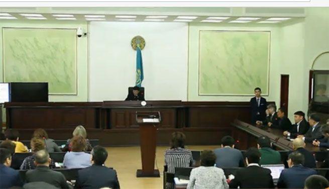 Назначено главное судебное разбирательство по делу о хищениях в Астана ЭКСПО-2017- Kapital.kz