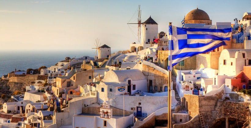 Греция получила рекордные доходы от туризма- Kapital.kz