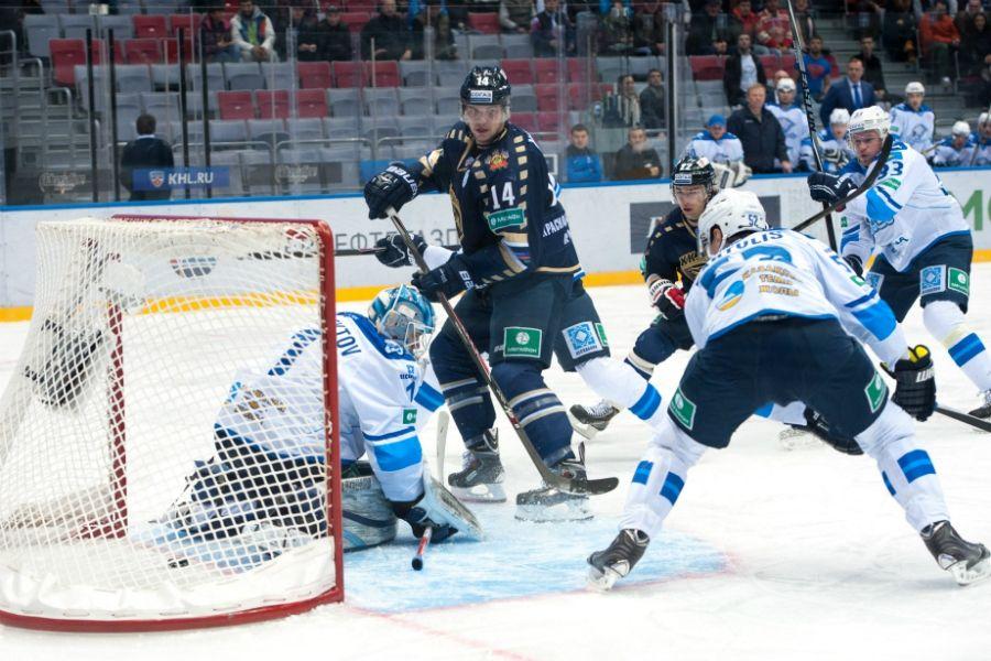 Шестиматчевую выездную серию «Барыс» начал с победы- Kapital.kz