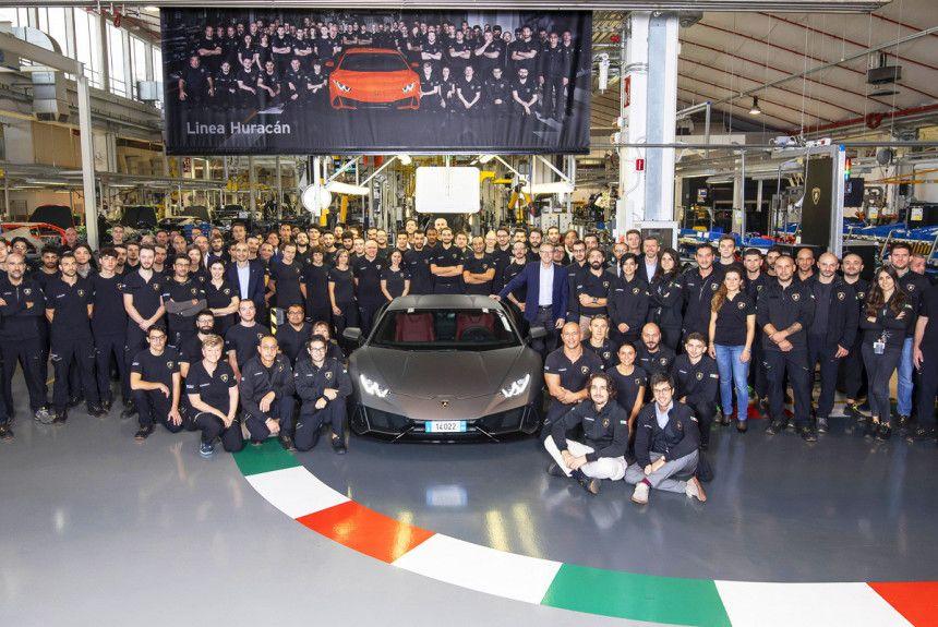 «Умная» Toyota и самая массовая Lamborghini 96643 - Kapital.kz