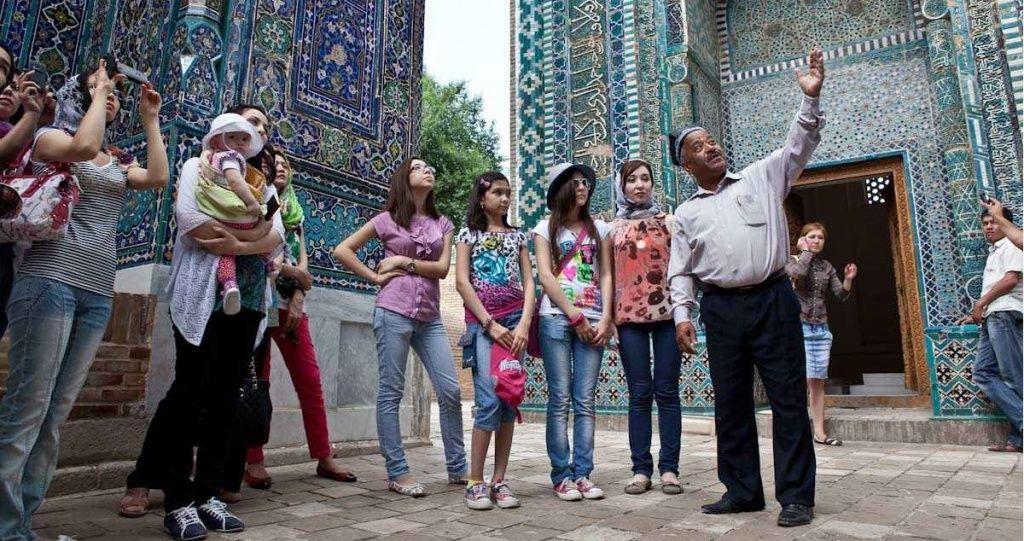 ВУзбекистанe вводят краткосрочные визы для транзитных туристов- Kapital.kz