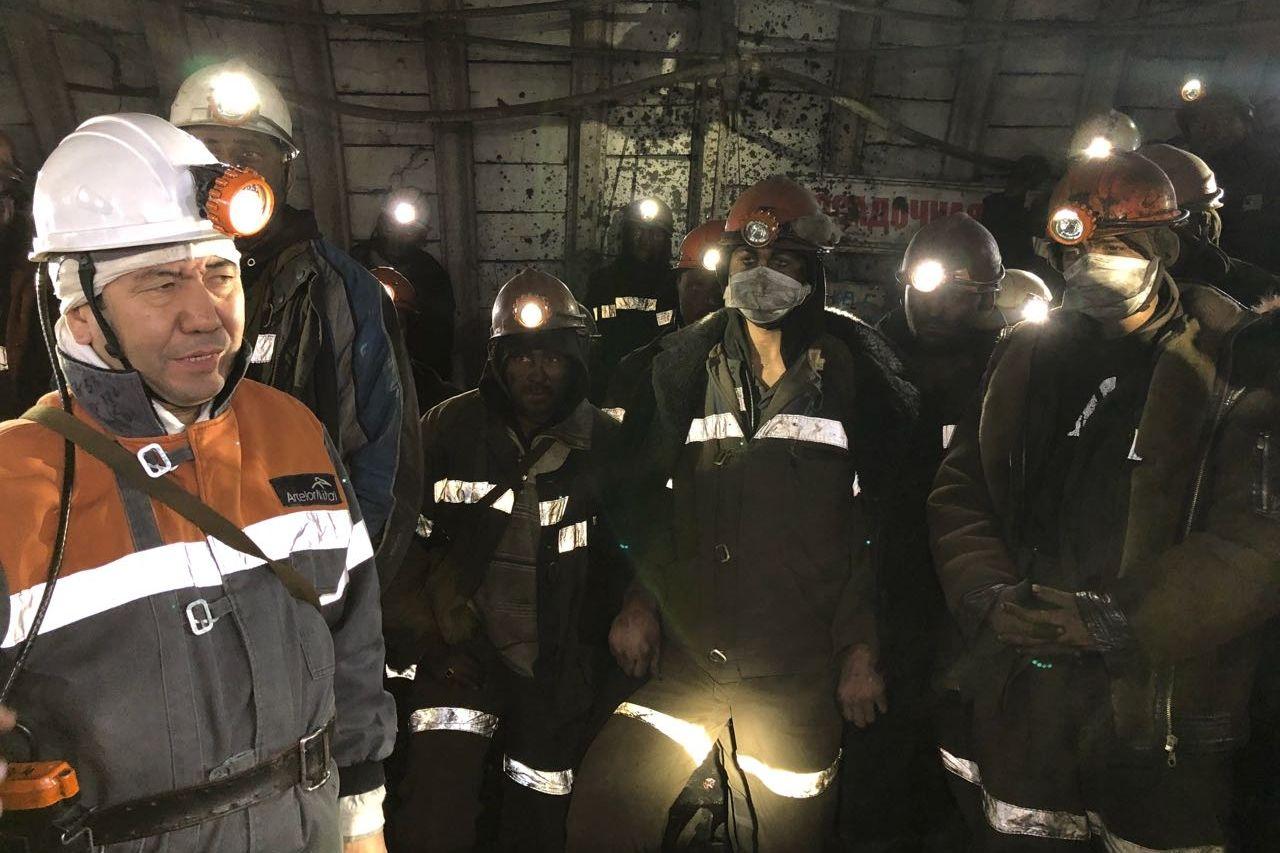 15декабря завершилась забастовка шахтеров «АрселорМиттал Темиртау»- Kapital.kz