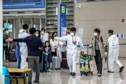 В Корее зафиксирован резкий скачок заболеваемости COVID-19