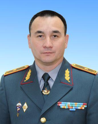 Бектанов Мурат  Карибаевич