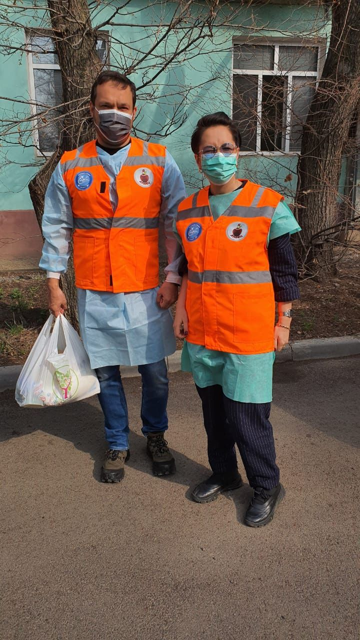 Саида Таукелева: Движение «Я алматинец» объединило волонтеров по всей стране 251770 - Kapital.kz