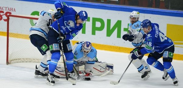«Барыс» одержал волевую победу над «Сибирью»- Kapital.kz