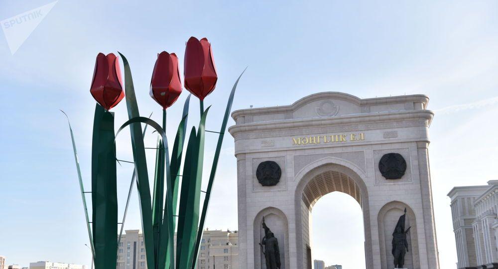 На ремонт Триумфальной арки требуется 600 млн тенге- Kapital.kz