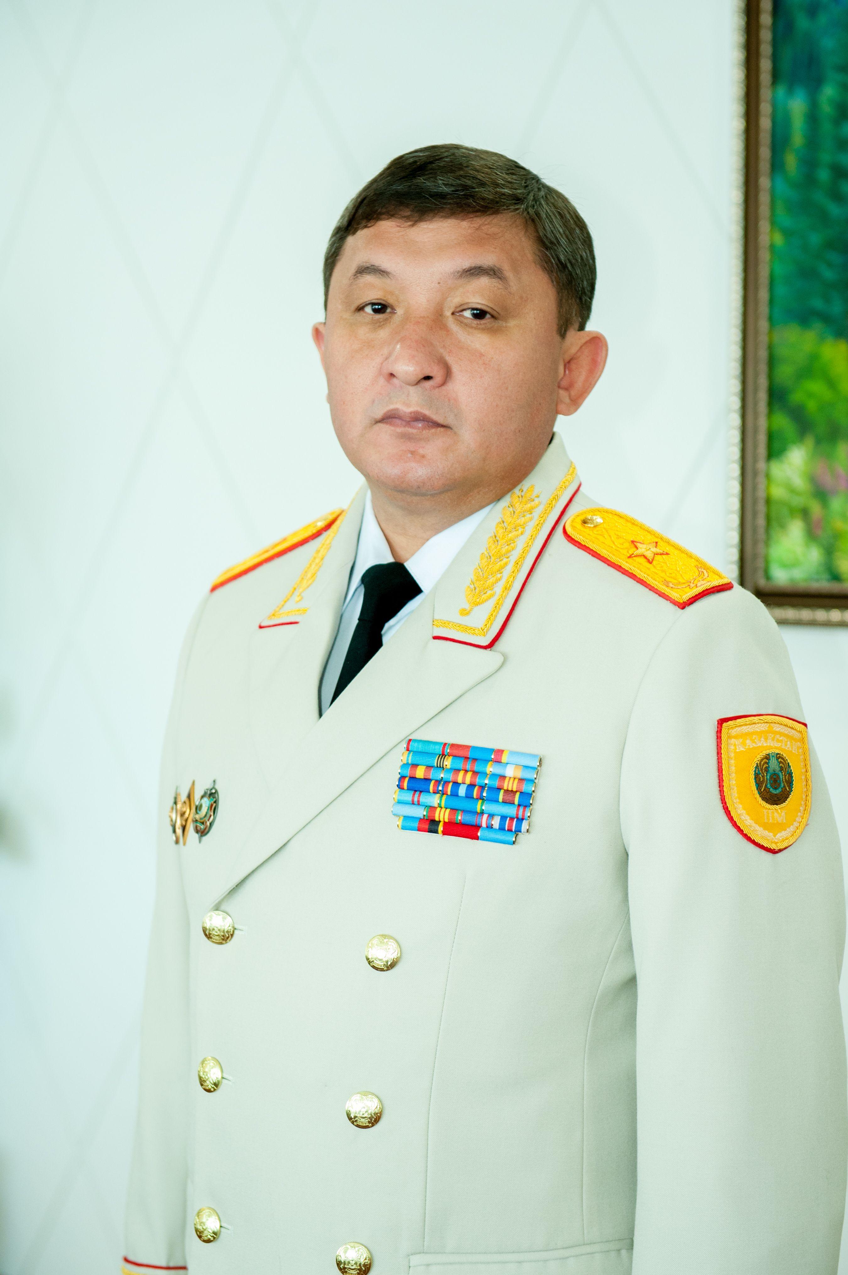 Урумханов Мурат Жалелович