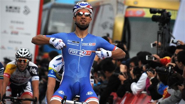 Насер Буханни выиграл 4-й этап веломногодневки Giro d'Italia- Kapital.kz
