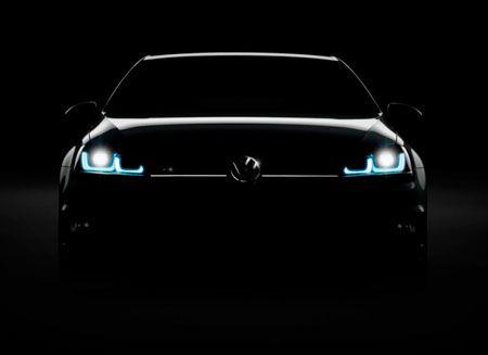 Тизер Volkswagen Golf R появился в сети- Kapital.kz