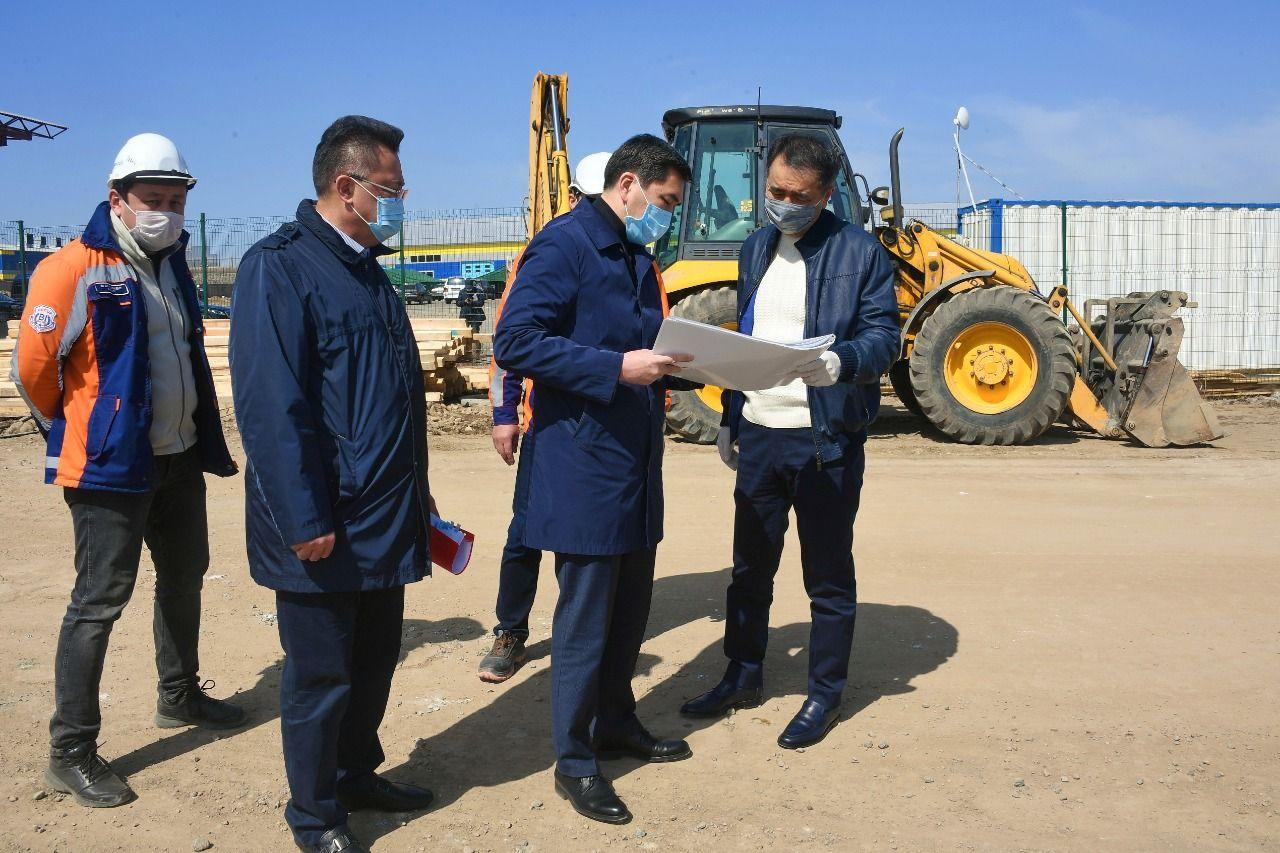 В Алматы начали строить инфекционный госпиталь   255330 - Kapital.kz
