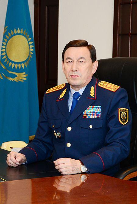 Касымов Калмуханбет  Нурмуханбетович