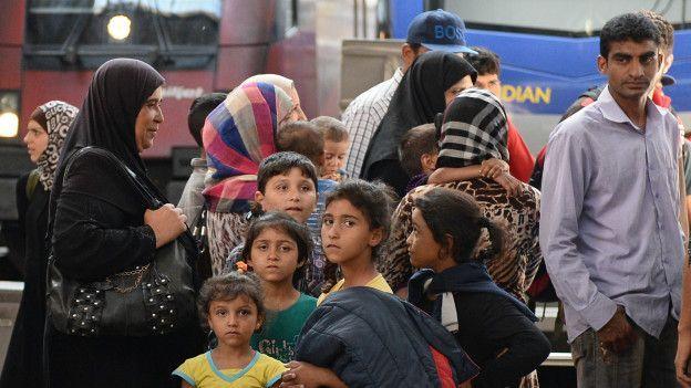 Германия примет меры, чтобы справиться с притоком мигрантов- Kapital.kz