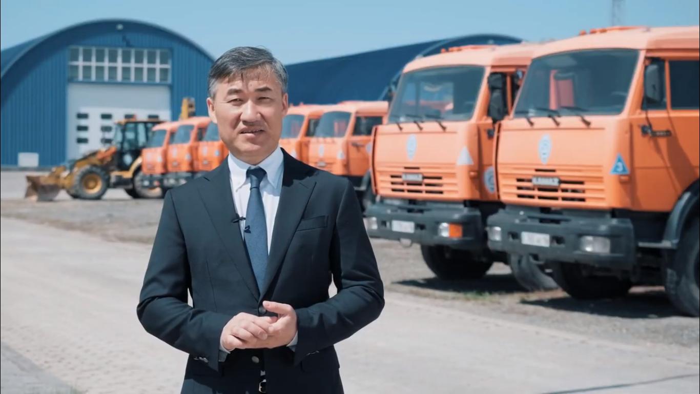 Генеральный директор АО «Азия Авто Казахстан» Ержан Мандиев - Kapital.kz