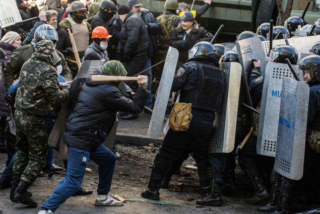 Переговоры Януковича с оппозицией провалились- Kapital.kz