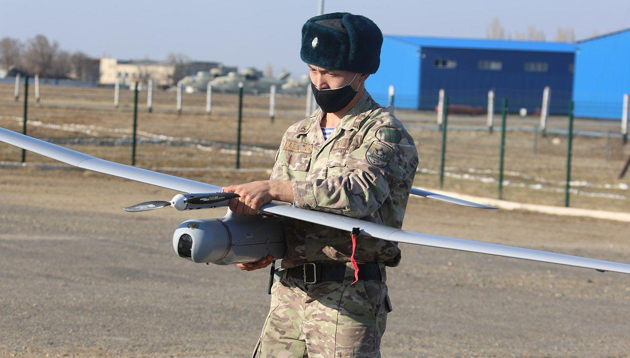 В Таразе проходят сборы операторов беспилотников 618937 - Kapital.kz