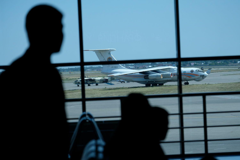 Небо столицы планируют открыть для ведущих авиакомпаний- Kapital.kz