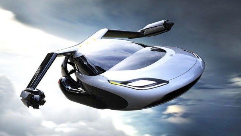 Geely разработает летающий автомобиль- Kapital.kz