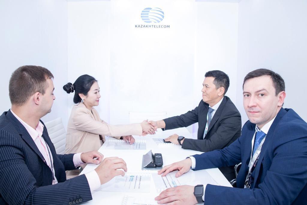 Казахтелеком и China Mobile International Limited будут сотрудничать- Kapital.kz