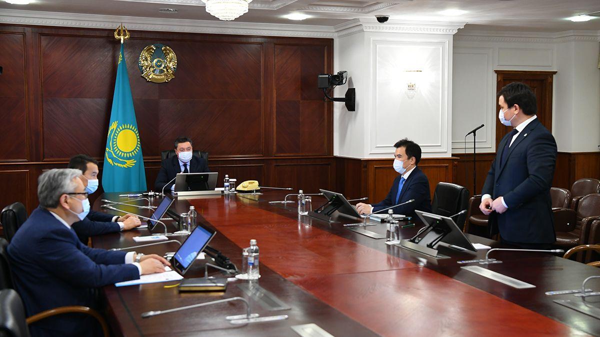 Аскар Мамин представил новых министров- Kapital.kz
