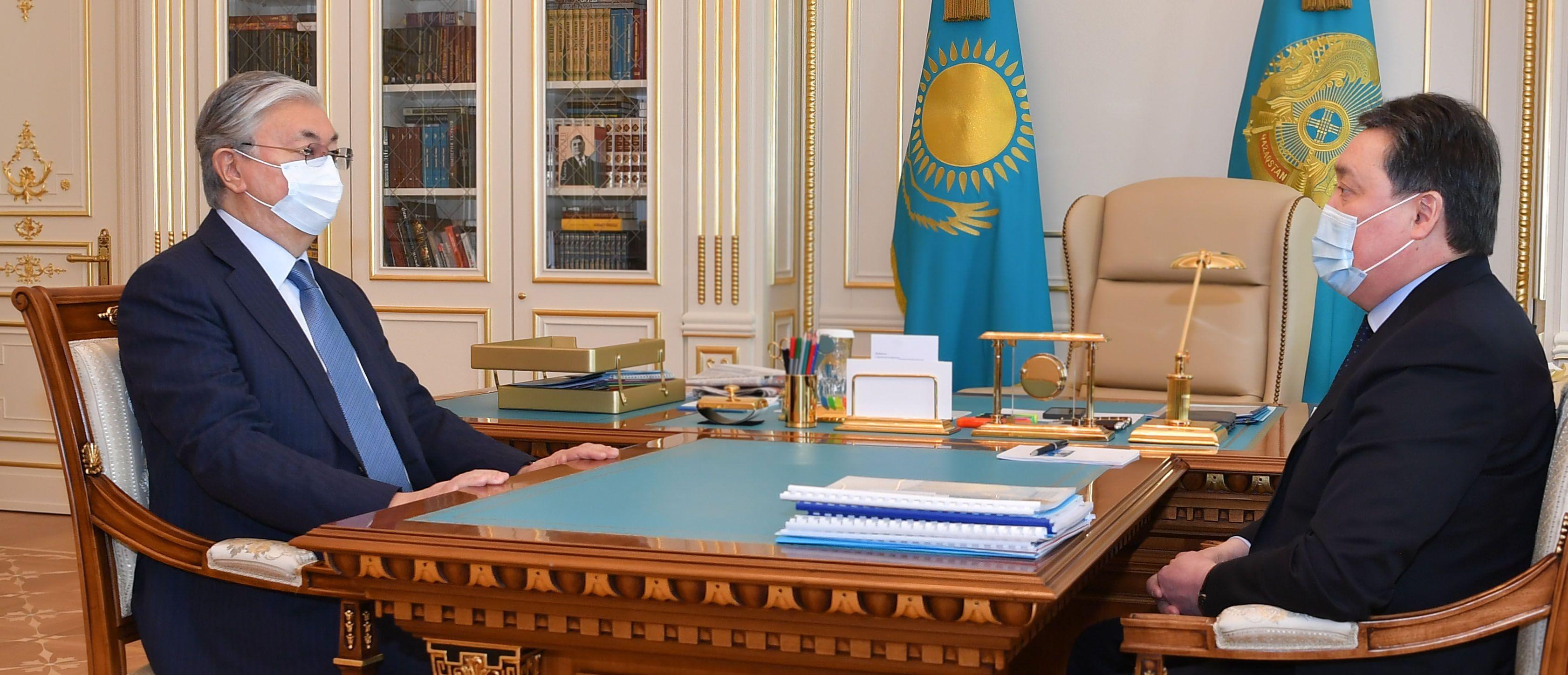 Расширенное заседание правительства состоится 26 января  569742 - Kapital.kz