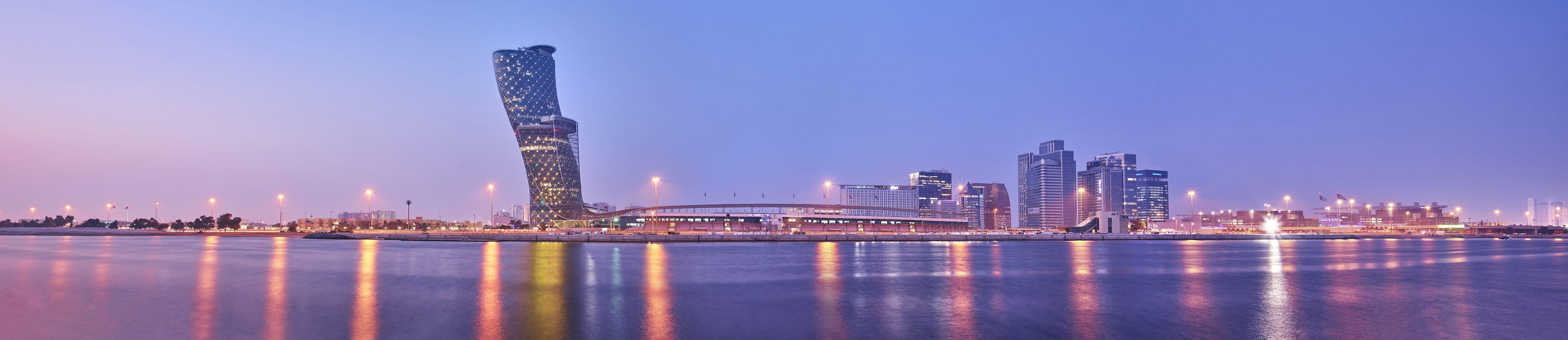 Какие места стоит посетить в столице ОАЭ