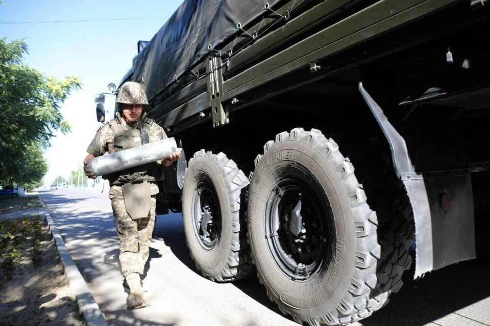 В городе Арыс обнаружено более 5 тысяч снарядов- Kapital.kz