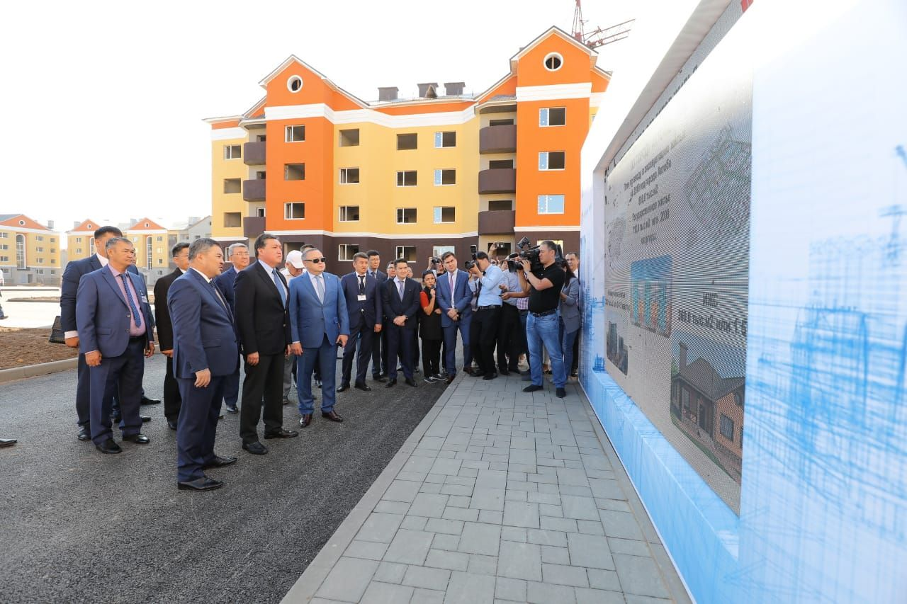 В Актобе до конца года сдадут более 2 тысяч квартир- Kapital.kz