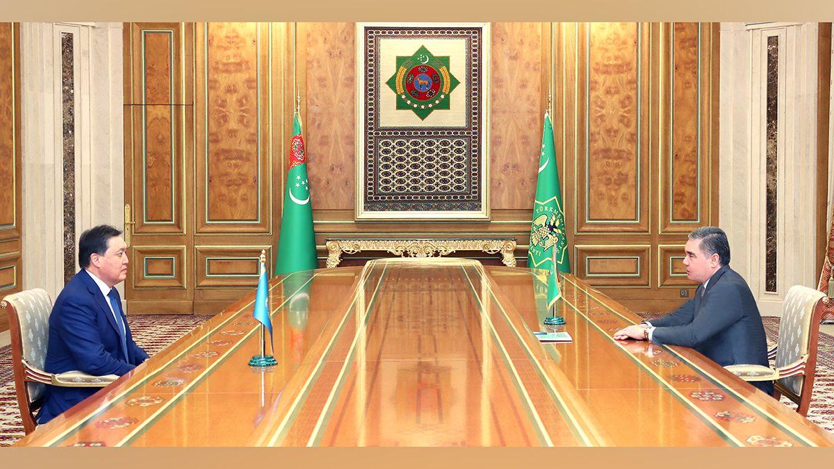Товарооборот Казахстана и Туркменистана составил $100 млн- Kapital.kz