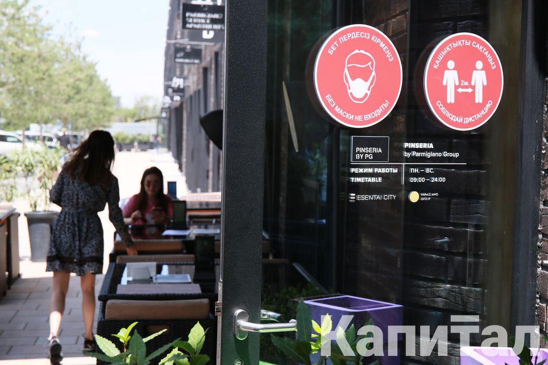 Алмас Абдыгаппаров: 90% населения задумываются об открытии ресторана